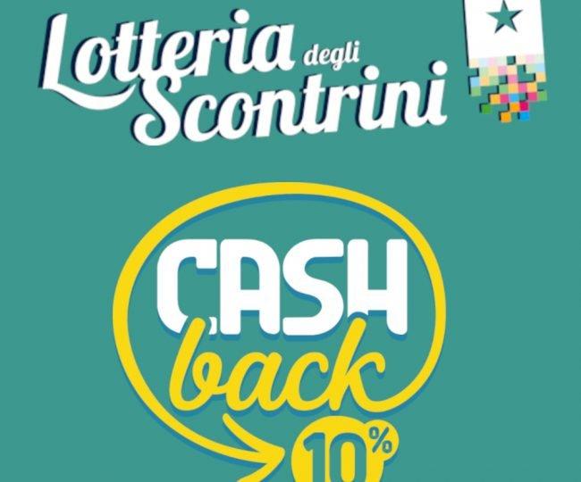 cashback lotteria degli scontrini