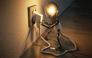 l'Europa promuove il LED