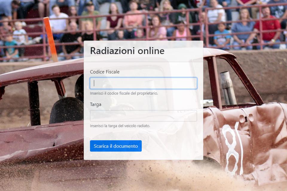 Radiazioni Online: nuovo modulo disponibile per tutti i nostri clienti