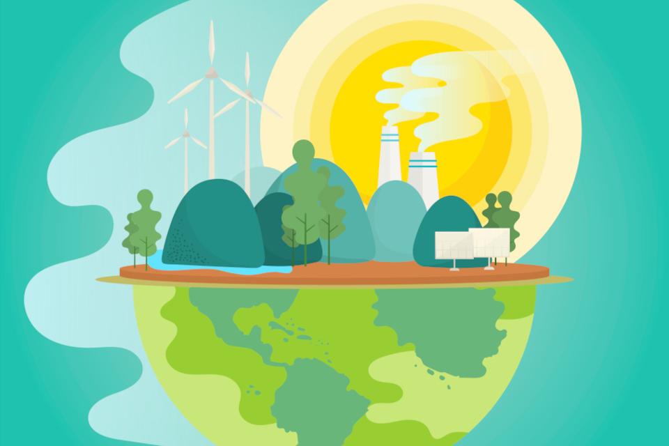Ispra: il COVID abbassa i gas serra